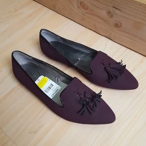 3/$10 Plum Loafers
